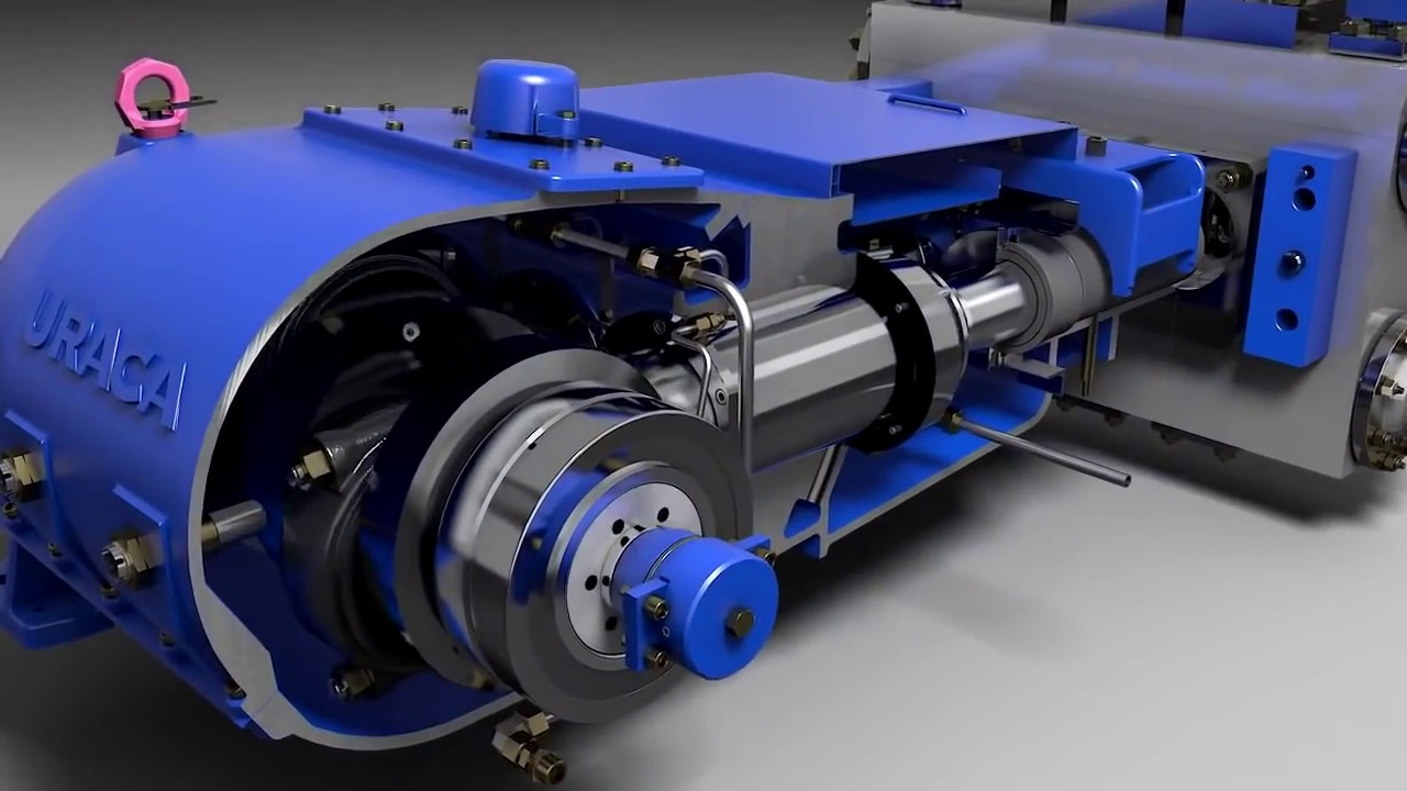 Uraca funcionamiento de bomba de pist n youtube for Bombas de agua electricas de presion