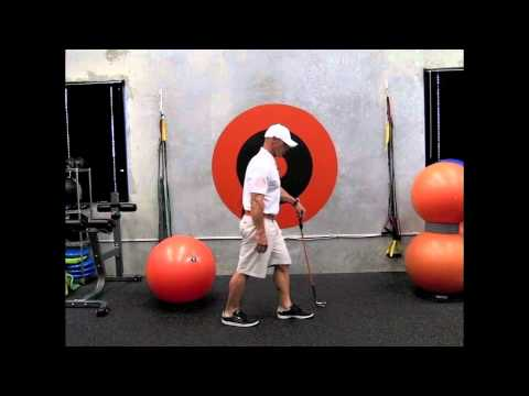 Butch Harmon Floridian Pre Round Warm Up Routine with Joey D