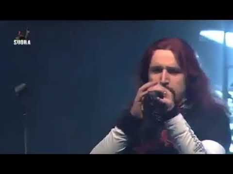 In Black And White - Sonata Arctica - Live - Radio Rock - 2007 Helsinki - Lyrics Subtitled