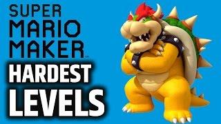 Super Mario Maker Levels - 100 Mario Challenge & Hardest Levels - 5tat
