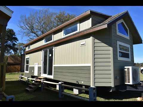 MOST POPULAR TINY HOME LAYOUT EVER!