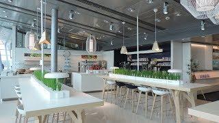 Finnair Lounge Schengen, Helsinki Airport (HEL)