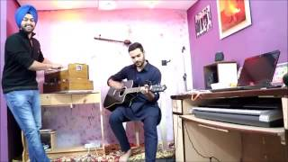 Download Hindi Video Songs - Bacha  || Prabh Gill || cover on Guitar and Harmonium || by Vp Singh Basra || Sunny Singh.