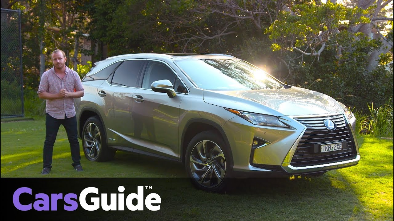 a313dcdfdef0 Lexus RX L 2018 review. CarsGuide