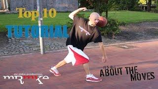 "Download Video Top10 Streetball - Basketball - Tricks & Moves ""TUTORIALS"" MP3 3GP MP4"