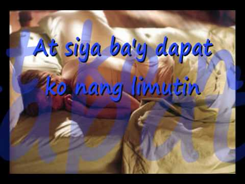 ''BAKIT NGAYON KA LANG'' with Lyrics - song by OGIE ALCASID