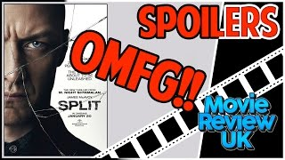 Split Movie SPOILERS Discussion