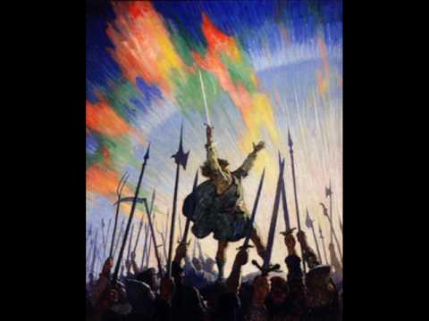 N. C. Wyeth Illustrations - The Scottish Chiefs