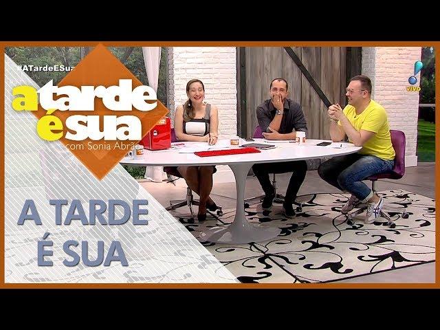 A Tarde é Sua (22/02/19) | Completo