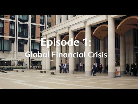 Joffy's Journal: The Global Financial Crisis