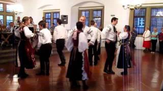 Münchner Tanzgruppe beim Deutsch-Kreuzer Treffen 2010 ~ 1. Tanz