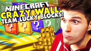 TÖDLICHE LUCKY BLOCKS?! ✪ CrazyWalls - TEAM LUCKY BLOCK MODUS mit Sturmwaffel
