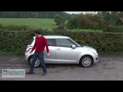 Suzuki Swift hatchback review – Carbuyer