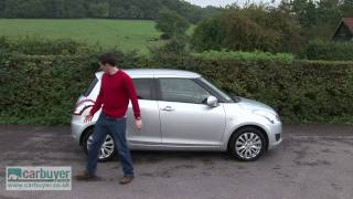 Suzuki Swift review - CarBuyer