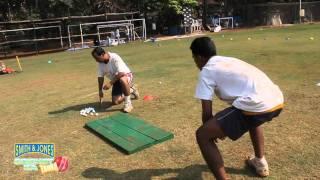 Cricket Practice:Close in Catch Practice