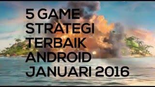 5 Game Strategi Terbaik Android Januari 2016