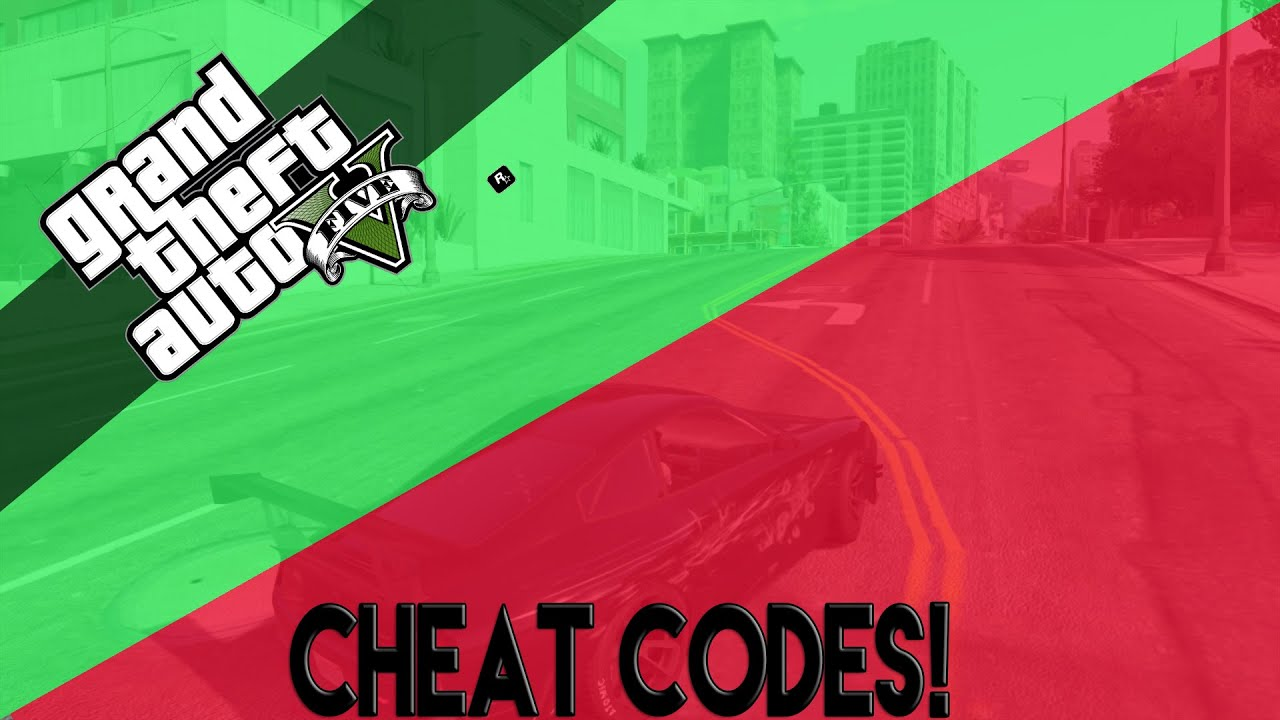 GTA V: Cheat Code Fun! (Slidey Cars, Spawn Comet and Spawn Rapid GT ...