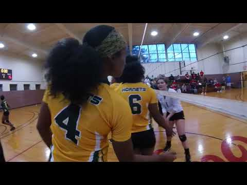 Concordia College Alabama Volleyball  quick clips cca at judson