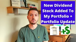 Add this Dividend Stock to your Portfolio! - Plus an update of my Wealthsimple Trade Portfolio