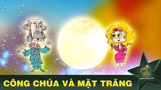 CÔNG CHÚA VÀ MẶT TRĂNG  - Truyện cổ tích hay nhất - Phim hoạt hình hay - Filipino Fairy tales