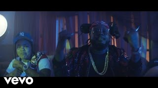 Смотреть клип T-Pain - F.b.g.m.  Ft. Young M.a.