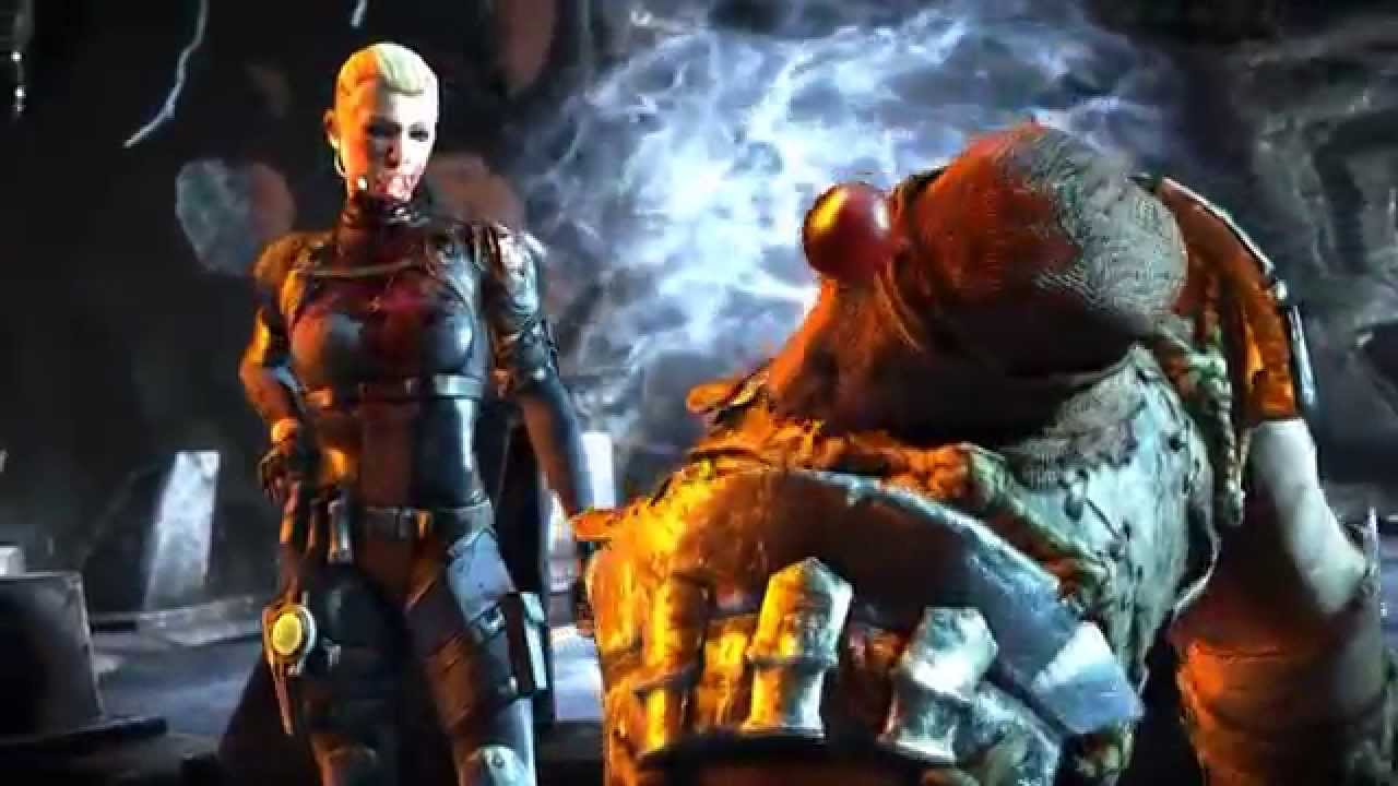 Cassie Cages second Mortal Kombat X fatality will leave