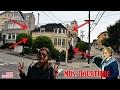 🇺🇸 VISITING MRS DOUBTFIRE'S HOUSE, San Francisco, California, USA Travel Vlog