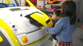 グッジョバ カスタムガレージ よみうりランド yomiuriland family fun Theme Park thumbnail
