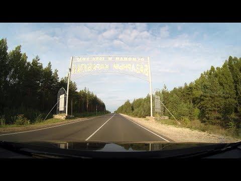 Проездом через посёлок городского типа Базарный Карабулак (Саратовская область, Россия)
