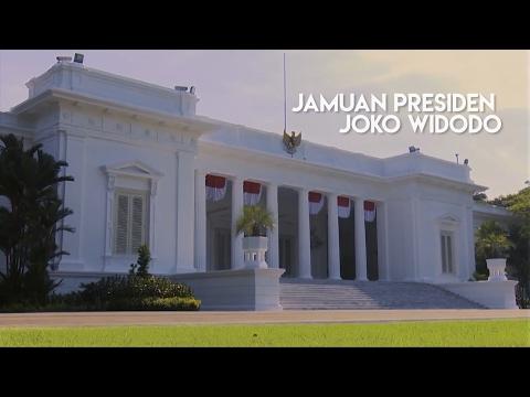 JAMUAN PRESIDEN JOKO WIDODO