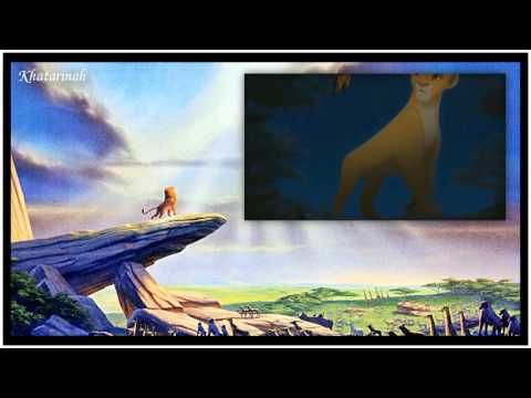 Love Will Find a Way [The Lion King II FanDub] --- For my LOVE