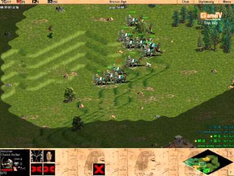 Chimsedinang vs Shenlong - Assyrian trận 1