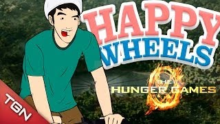 Happy Wheels: THE HUNGER GAMES