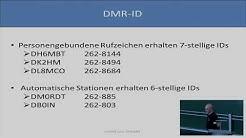 Münchner Amateurfunktagung 2018 - Einstieg in DMR