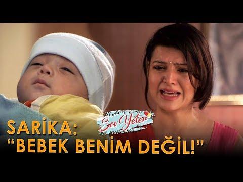 """SARİKA'DAN ŞOK İTİRAF! : """"BEBEK BENİM DEĞİL!"""""""