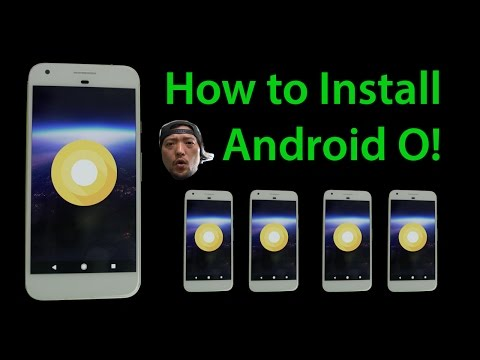 How to Install Android O Preview on Pixel or Nexus 6P/5X!
