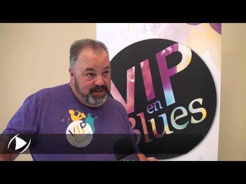 Musique et gourmandises pour le VIP en Blues