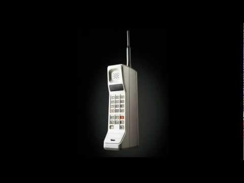 Самый первый мобильный телефон в мире!