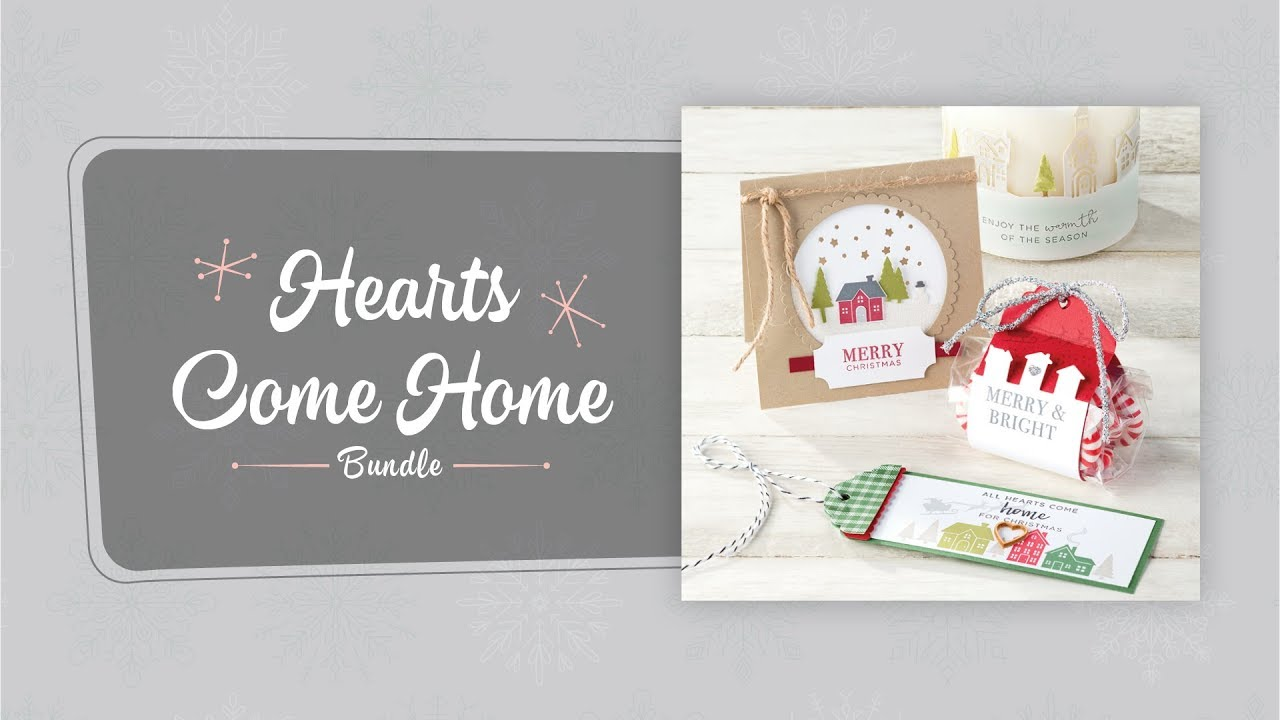 Hearts come home bundle by stampin up youtube hearts come home bundle by stampin up m4hsunfo