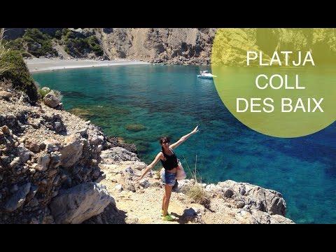 VLOG #5 MAJORQUE : COUP DE COEUR POUR PLATJA DES COLL BAIX