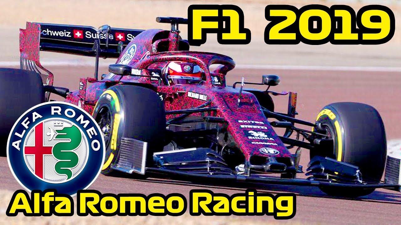 new alfa romeo racing 2019 f1 car analysis lets talk f1 2019 alfa romeo 2019 car first look. Black Bedroom Furniture Sets. Home Design Ideas