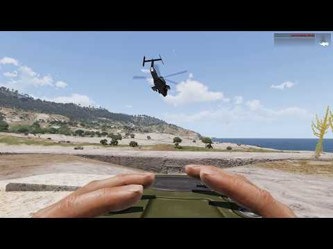 #4 ALIVE ARMA3 Tutorial - Player Combat Support