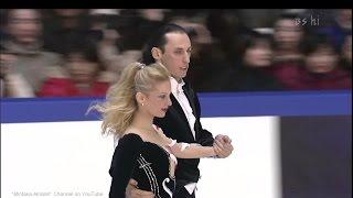 "[HD] Chait & Sakhnovski - ""Paganini Variations"" 2000/2001 GPF - Final Round Free Dance"