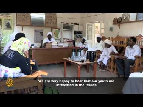 قرفنا -صناع الثورة السودانية-قناة الجزيرة