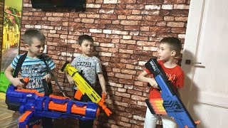 Nerf game in search of a snake нерф игра в поисках змеи