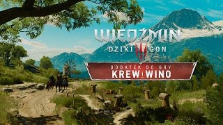 Wiedźmin 3 DLC Krew i Wino #16 (No commentary) i5 4590, GTX970 4gb,8gb, Win 10