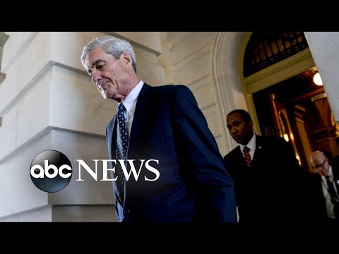 NYT:  Trump ordered White House lawyer to fire special counsel Robert Mueller last June
