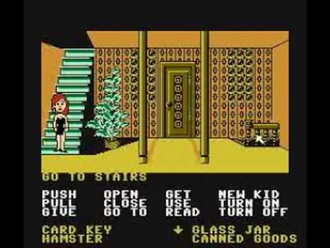Maniac Mansion (NES) Microwavable Hamster Mp3