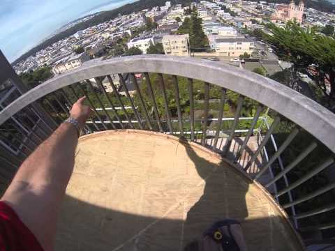 Waterproof Tile Deck Glass Railing Contractor Golden Gate George SF