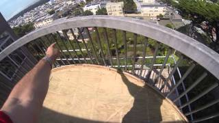 Waterproof Tile Deck Glass Railing Contractor Golden Gate George Sf